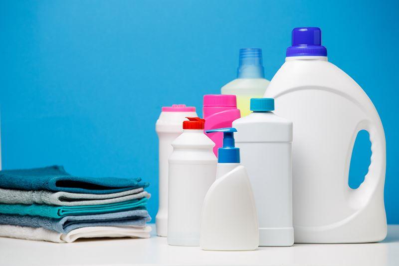 rodzaje środków czystości chemia
