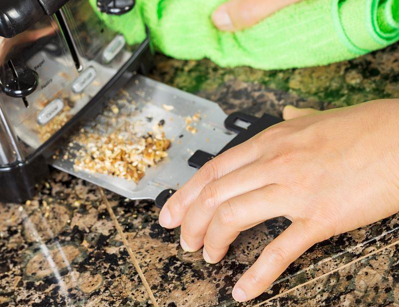 Jak wyczyścić toster, opiekacz czy gofrownicę - praktyczne sposoby 2