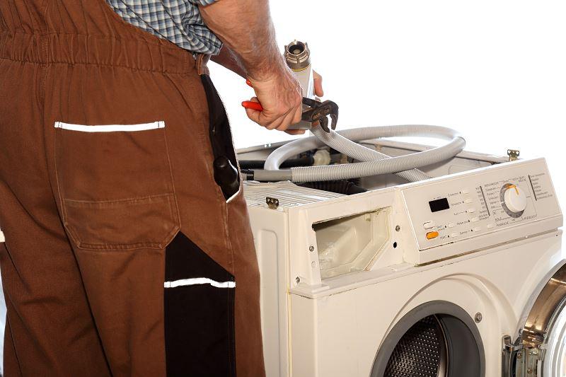 Odpływ pralki - jak prawidłowo podłączyć pralkę do odpływu? 2