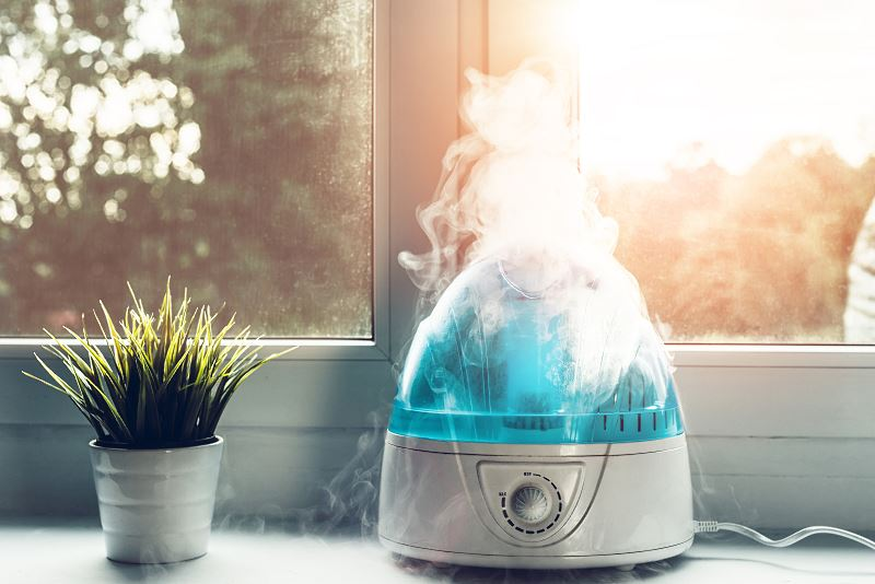 Nawilżacz powietrza dla dzieci i niemowląt - przegląd, opinie, ceny, porady 2