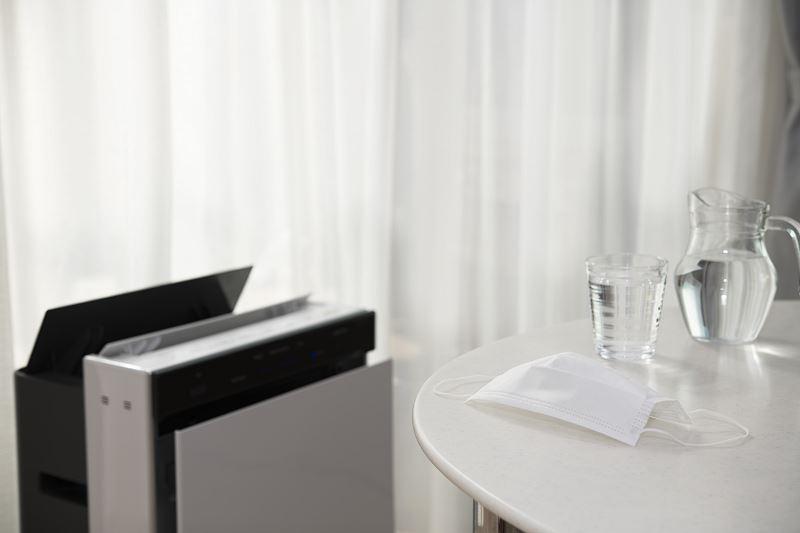 Oczyszczacz powietrza - rodzaje, opinie, ceny, sposób filtrowania powietrza 2