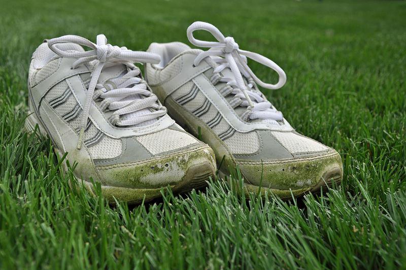 Plamy z trawy - najlepsze sposoby, jak usunąć plamy z trawy 2