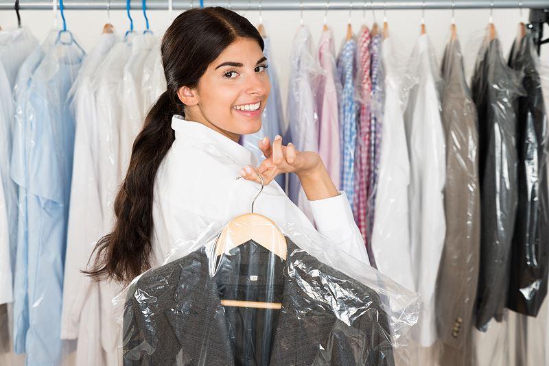 Pranie chemiczne w domu - na czym polega i kiedy warto zdecydować się na czyszczenie chemiczne ubrań? 2
