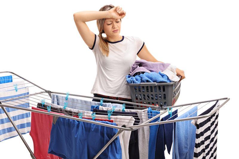 Wieszak na pranie - na co zwrócić uwagę, wybierając suszarkę? 2