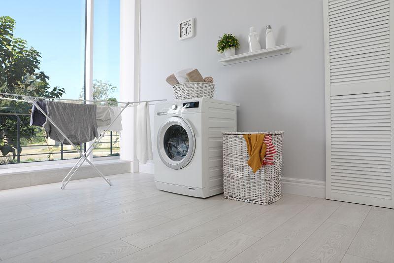 Suszarki łazienkowe na pranie - co najlepiej nada się do małej łazienki? 2