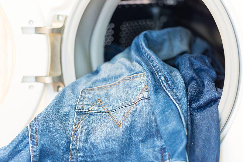 Jak skurczyć spodnie - jeansy i inne - praktyczny poradnik 2