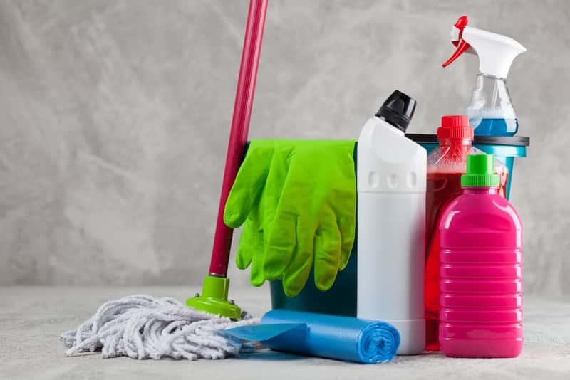 Chemia gospodarcza i środki czystości