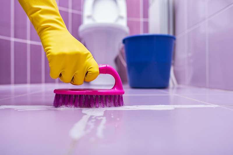 Sposoby na czyszczenie fug