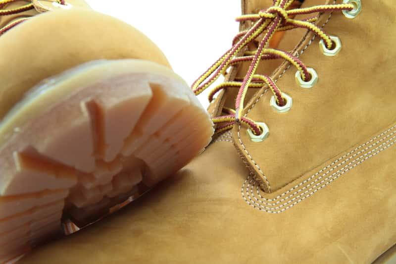 Buty z nubuku