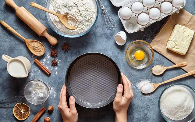 Rodzaje foremek do ciast – jak je podzielić?