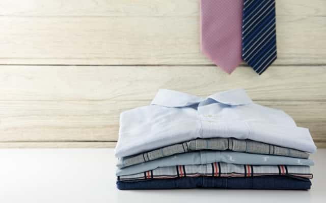 Jak prać krawat - czyszczenie krawata i jego prasowanie krok po kroku