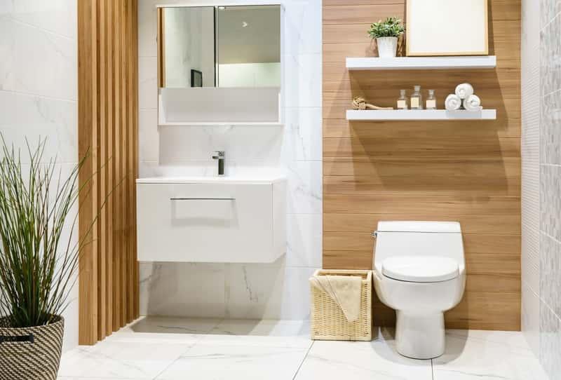 5 praktycznych porad, jak urządzić łazienkę - najlepsze pomysły