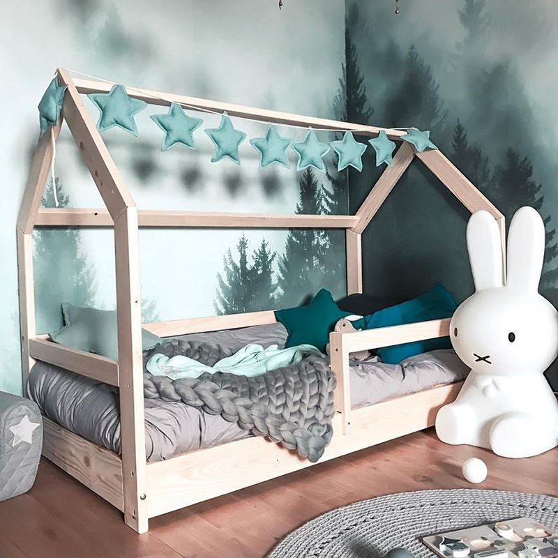 Łóżko domek 2