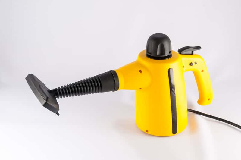 Żółta myjka do okien Karcher