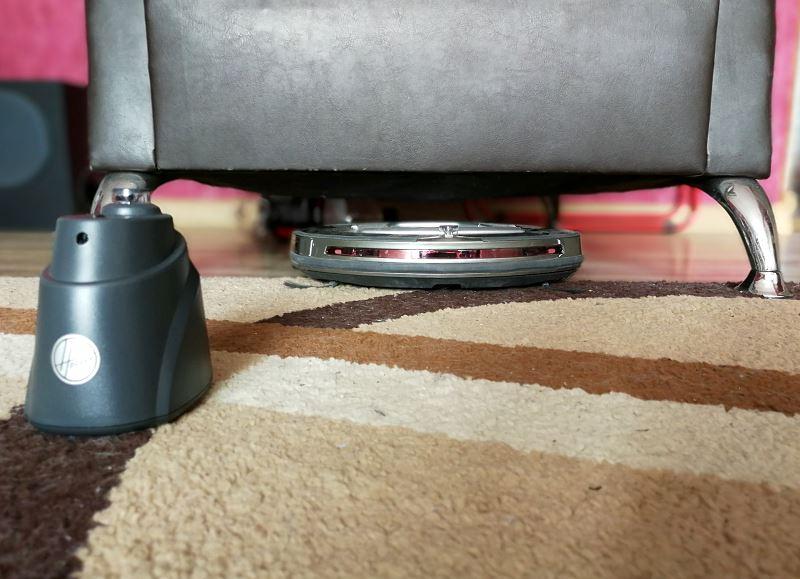 Odkurzacz automatyczny Hoover