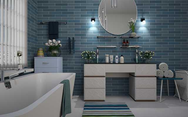 Oświetlenie łazienkowe – jak je dopasować?