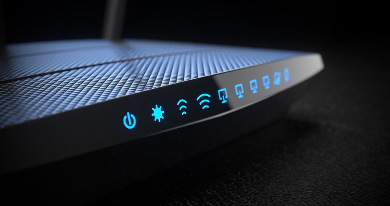 Router do internetu