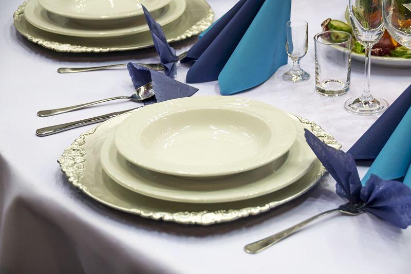 Komfort gości przy stole
