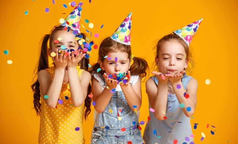 Jak urządzić urodziny dla dzieci - oto 5 najlepszych pomysłów