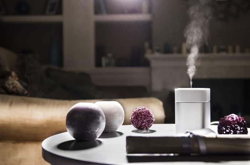 Nawilżacz powietrza w domu
