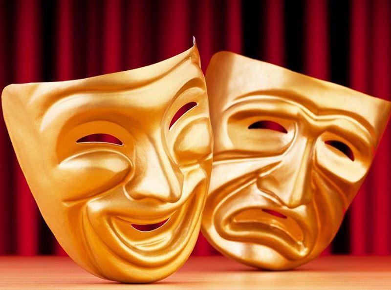 Złote maski