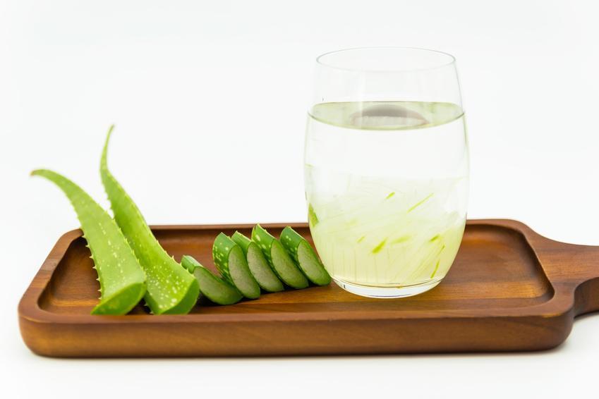 Aloes i sok z aloesu jako sposób na oparzenia oraz inne porady, czym smarować oparzenia