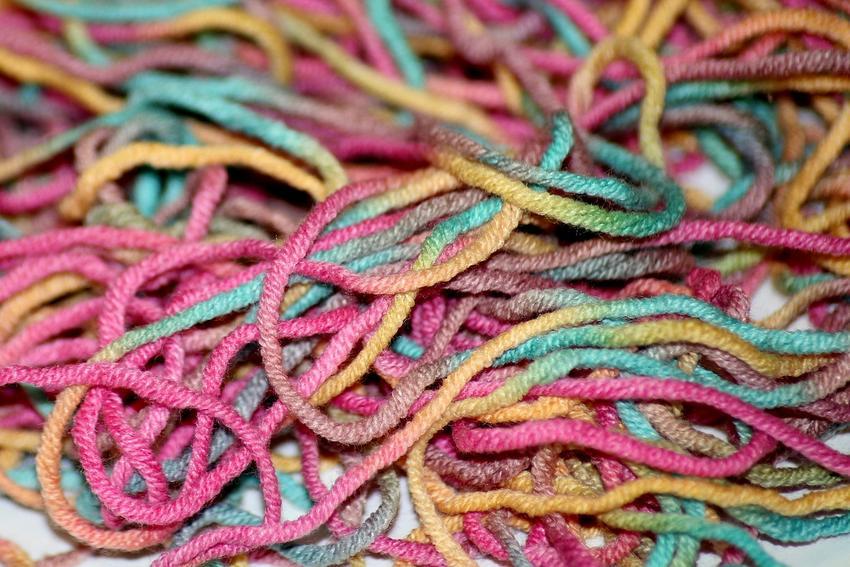 5 pomysłów na robótki z włóczki bawełnianej!