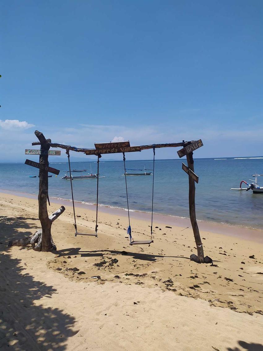 Nie licząc koronawirusa Bali to wymarzone miejsce na wakacje