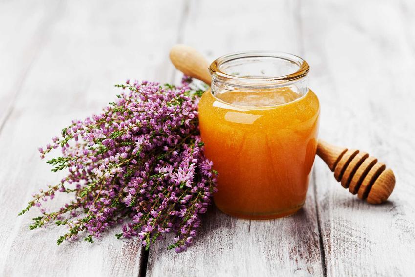 Miód pomaga w leczeniu bólu gardła