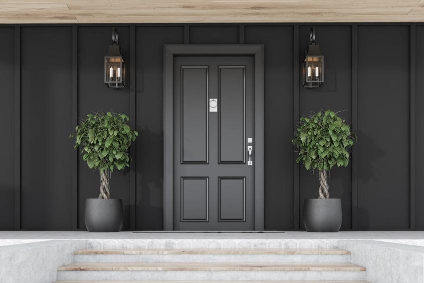 Drzwi wejściowe zewnętrzne do domu, a także porady, jak uszczelnić drzwi wejściowe