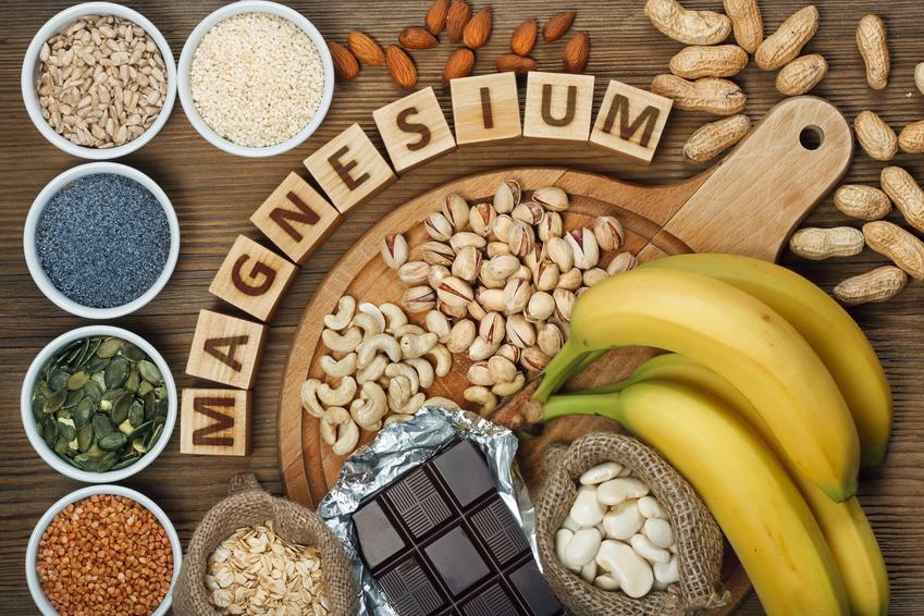 Produkty bogate w magnez na stole, czyli w jakich produktach jest magnez
