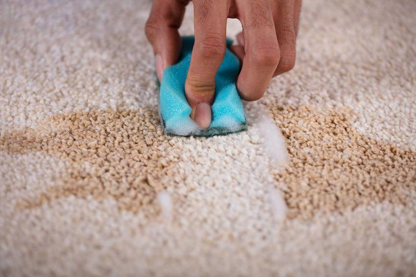 Odplamiacz Vanish to jeden z najlepszych sposobów na wyczyszczenie mniejszych i większych plam. Zbiera dobre opinie, chociaż jego cena może być dość wysoka