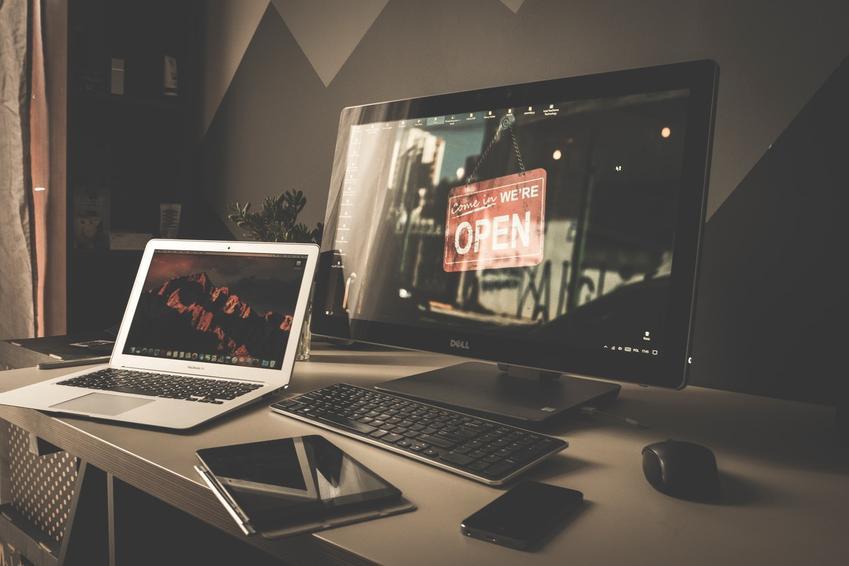 Home office, czyli jak stworzyć przestrzeń biurową w domu