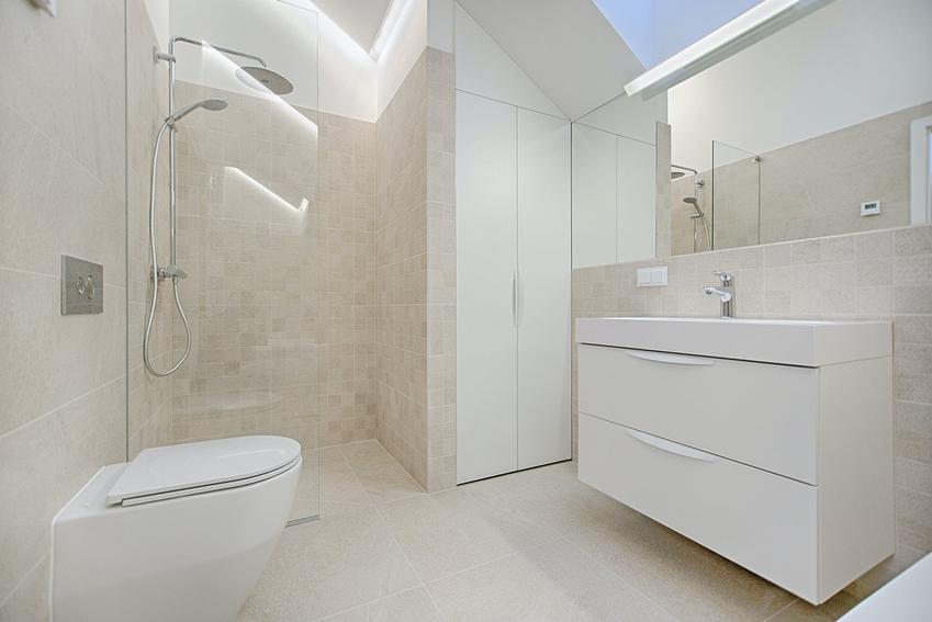 Kabina prysznicowa z brodzikiem czy bez?