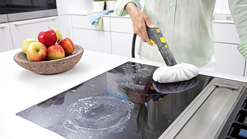 Ekologiczne sprzątanie - myjka parowa zamiast chemii domowej