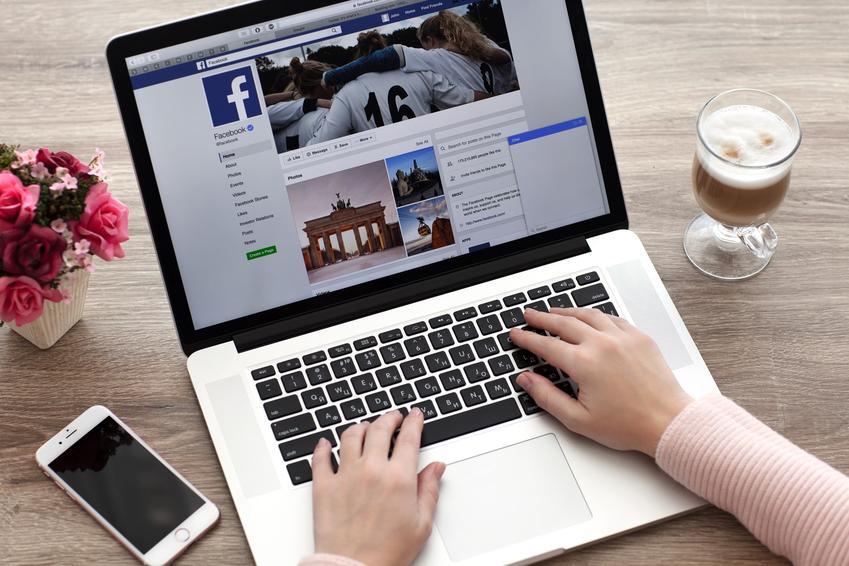 Facebook na laptopie, a także porady, jak usunąć fb i konto z facebooka