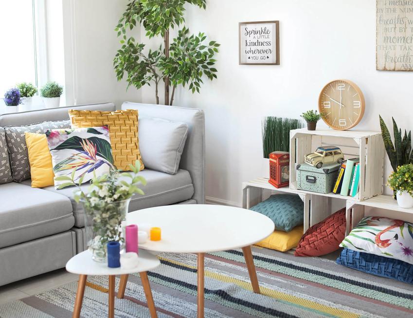 Jakie dekoracje do domu wybrać, aby odmienić oblicze wnętrza?
