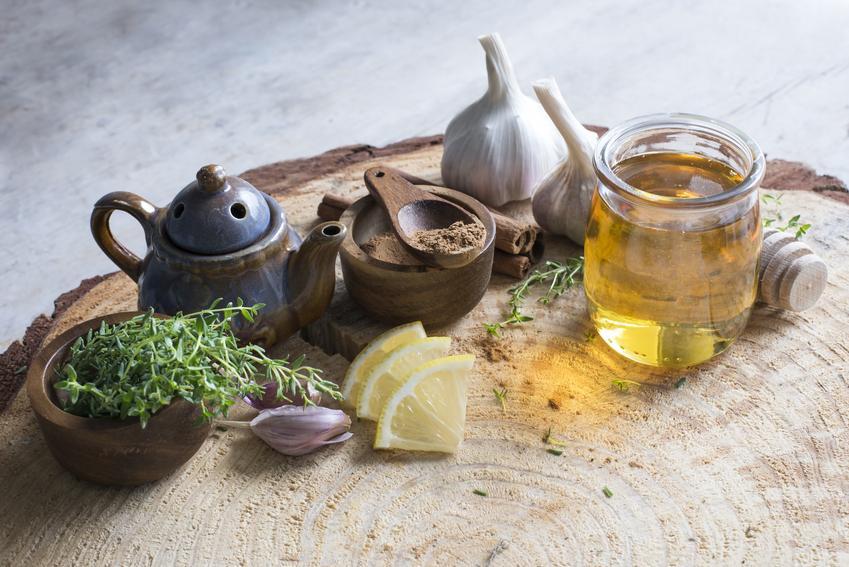 Zestaw na odporność, czyli herbata i zioła, czyli jak wzmocnić odporność, czym podwyższyć odporność