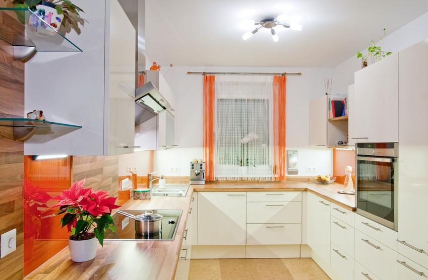 Nowoczesna kuchnia oraz zazdrostki do kuchni i porady zakupowe