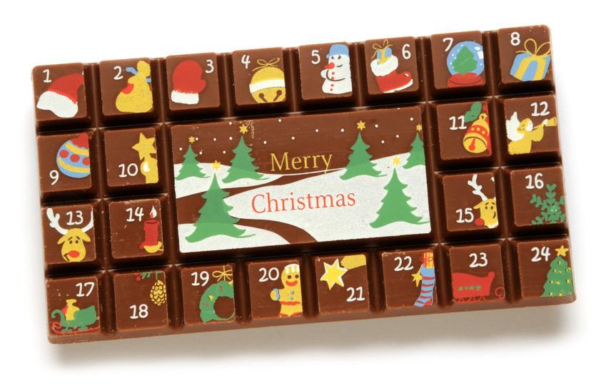 Ciekawy kalendarz adwentowy z okienkami, a także wzory na kalendarze adwentowe i porady, jak zrobić