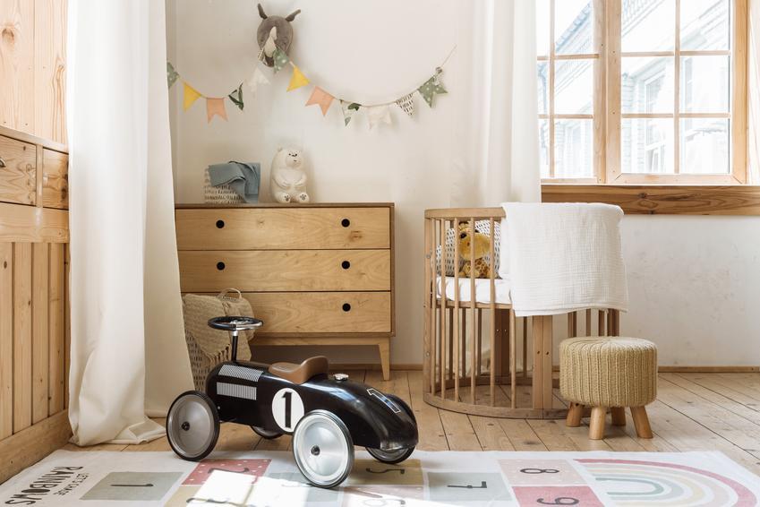 Jak praktycznie urządzić pokój dla dziecka?