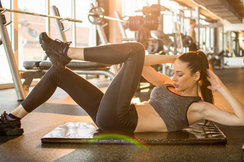 Ćwiczenia na brzuch czyli popularne brzuszki, a także jak zrzucić brzuch szybko i skutecznie