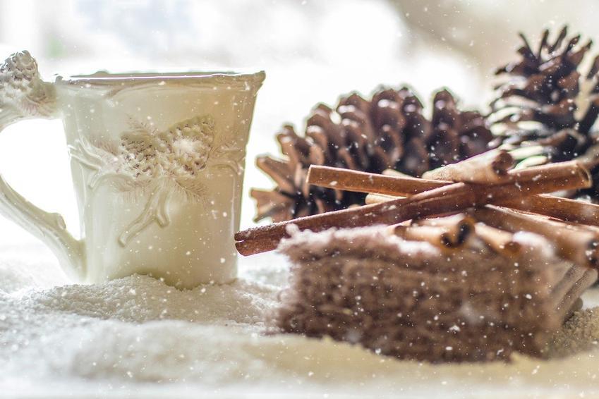 Dekoracja domu na zimę - kilka dodatków, które odmienią Twój salon