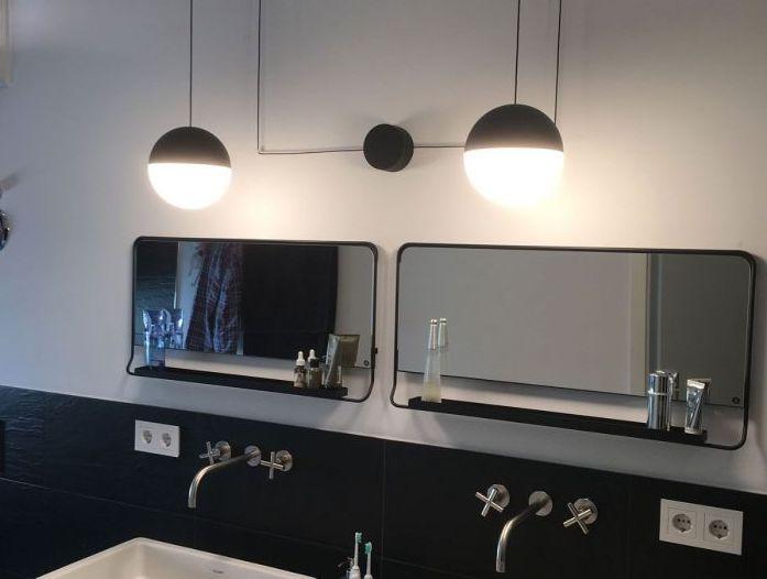 Włoskie wzornictwo oświetleniowe - klasyka czerni i bieli w lampach Flos