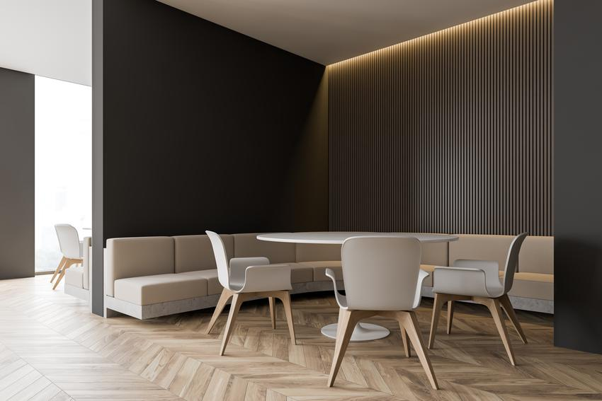 Lamele ścienne - nowy trend w dekoracji wnętrza
