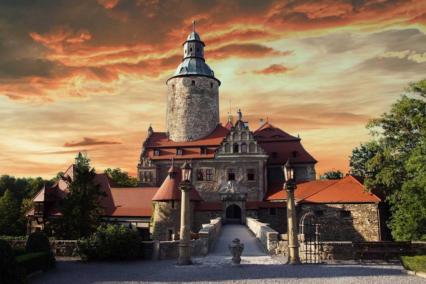 Zamek Czocha, czyli TOP 10 miejsc, które moż