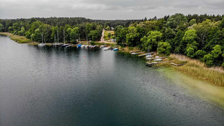 Jezioro Powidzkie pod Poznaniem, a także TOP 10 miejsc, które warto zobaczyć w Wielkopolsce