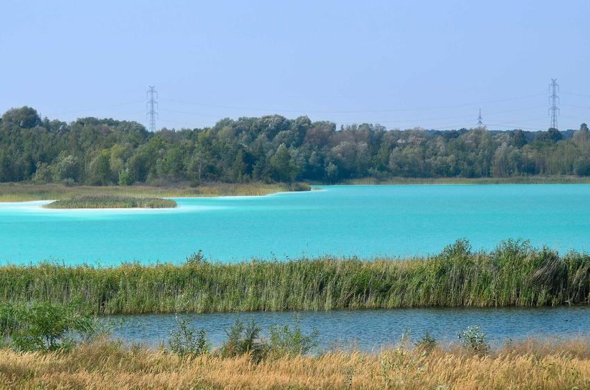 Turkusowe jeziorko o niezwykłym kolorze, a także TOP 10 miejsc, które warto zobaczyć w Wielkopolsce