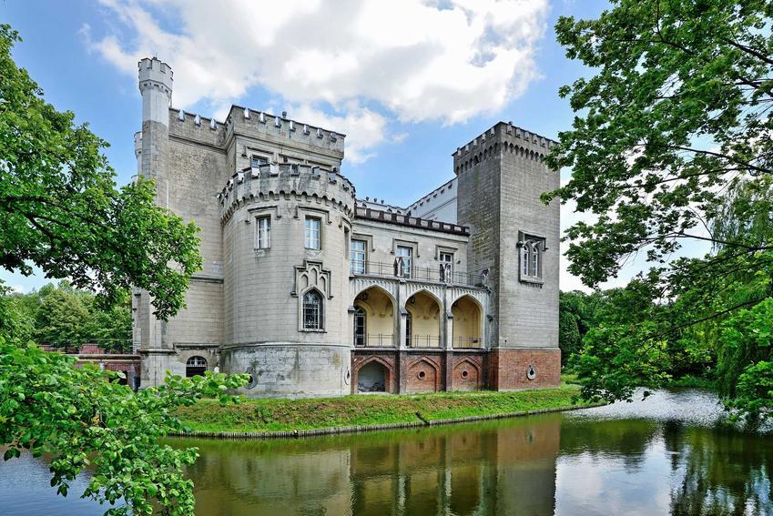 Zamek w Kórniku, a także TOP 10 miejsc, które warto zobaczyć w Wielkopolsce