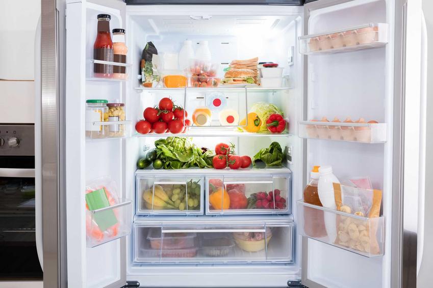 Temperatura w lodówce a produkty- jaka powinna być temperatura w różnych miejscach w lodówce